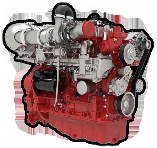 Tier 4 Engines